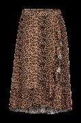Flæsenederdel vmLeo Wrap Skirt
