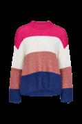 Trøje Clock Knit Pullover