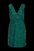Pailletkjole viMikka S/L Dress