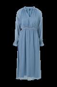 Kjole vmMerve L/S 7/8 V-neck Dress