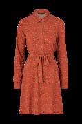 Kjole vmToka LS Short Shirt Dress