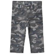 GAP Camo Denim Slim Jeans 12-18 mdr
