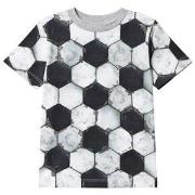 Molo Ralphie T-Shirt Football Structure 92 cm (1,5-2 år)