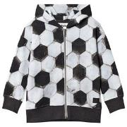 Molo Maurice Hoodie Football Structure 98 cm (2-3 år)