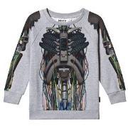 Molo Marx Sweatshirt Cyborg 92 cm (1,5-2 år)