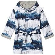 Molo Way Bath Robe Sailor Stripe 92/98 cm