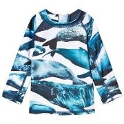 Molo Nemo Top Whales 56/62 cm