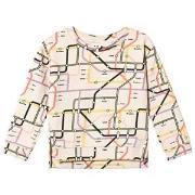 Molo Malissa Sweatshirt Mindmap 98 cm (2-3 år)