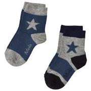 Molo 2-Pack Nitis Socks Infinity 17-19 (6-9 mdr)
