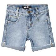 Molo Avian Shorts Stone Blue 98 cm (2-3 år)