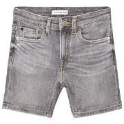 Calvin Klein Jeans Grey Tapered Denim Shorts 4 years