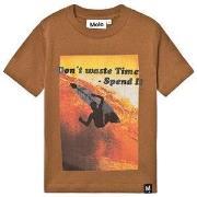 Molo T-Shirt Rezin Sunset Surf print 104 cm (3-4 år)