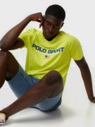 Polo Ralph Lauren Polo Short Sleeve T-Shirt T-shirts & undertrøjer Pea...