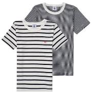 T-shirts m. korte ærmer Petit Bateau  53333