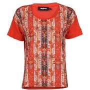 T-shirts m. korte ærmer Desigual  LOMBOK